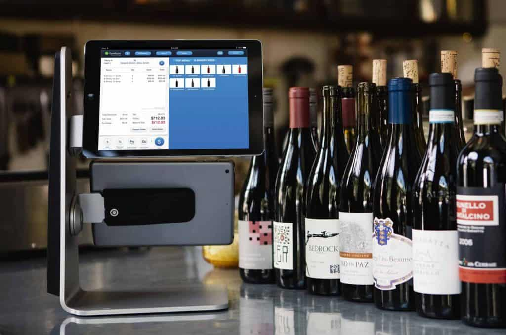 winery POS
