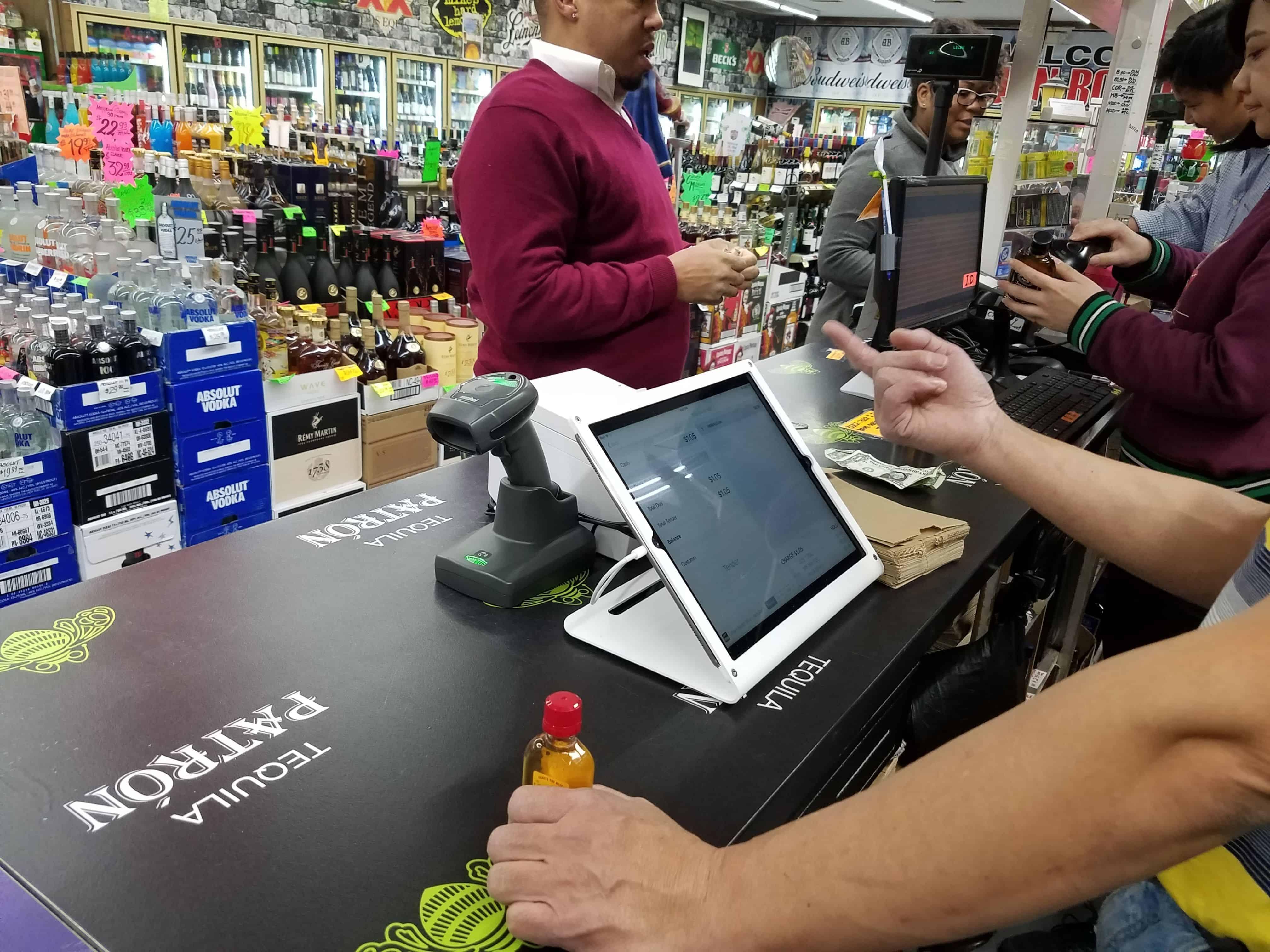 liquor store pos systems