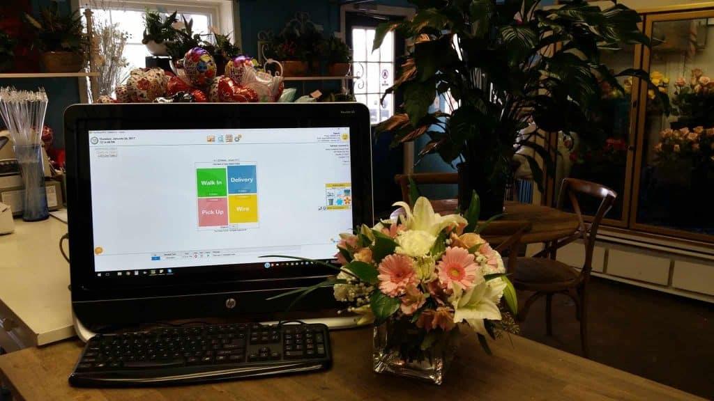 florist pos