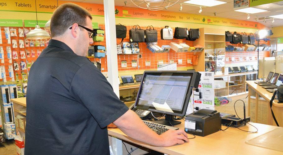 consignment shop POS