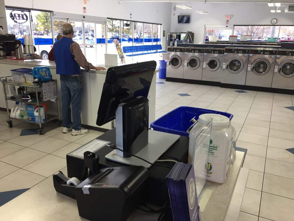 laundromat pos systems