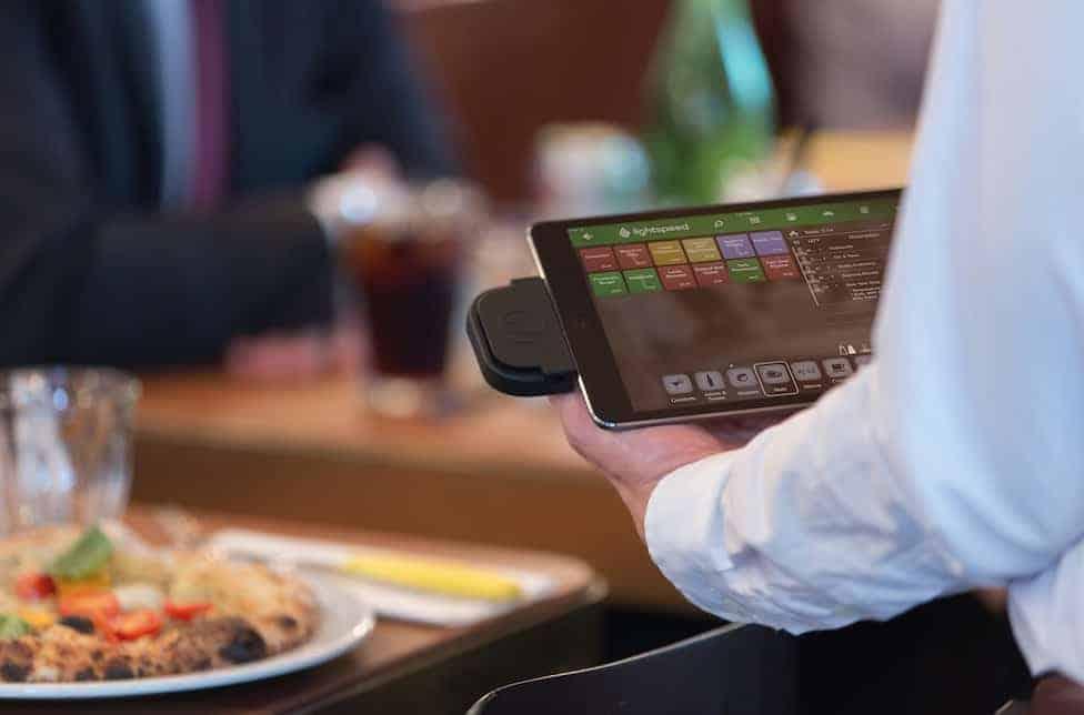 lightspeed restaurant review