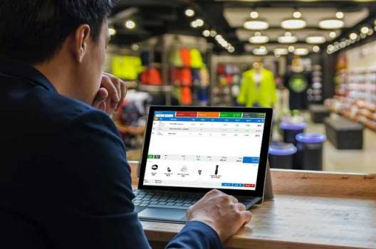 sporting goods pos systems