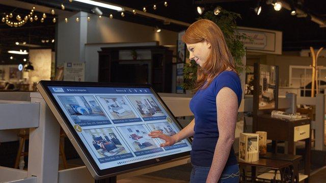 Benefits of a Touchscreen Kiosk