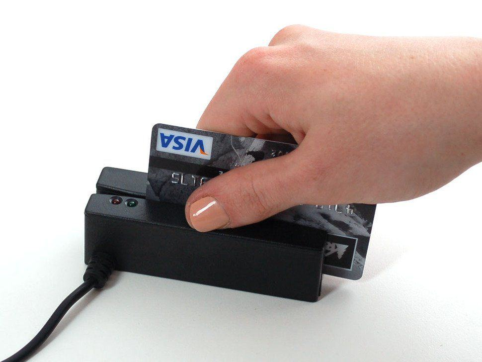 The Benefits of a Magnetic Stripe Reader