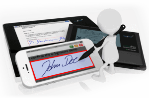 Types of Electronic Signature Pads
