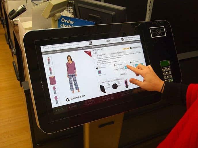 Who Uses a Touchscreen Kiosk