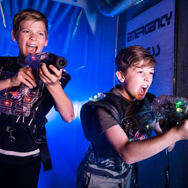 How To Start A Laser Tag Business
