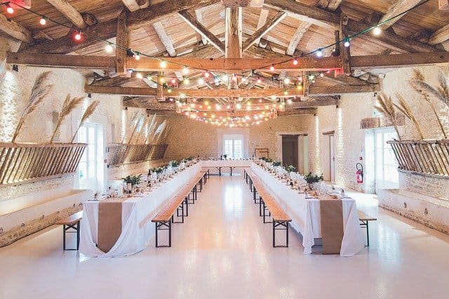 Wedding Rental business