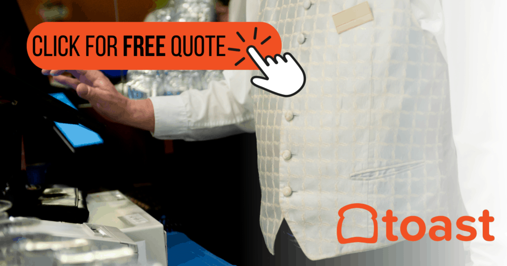 Toast - Best POS System for Food Industry